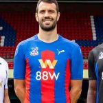 Maillot Crystal Palace pas cher